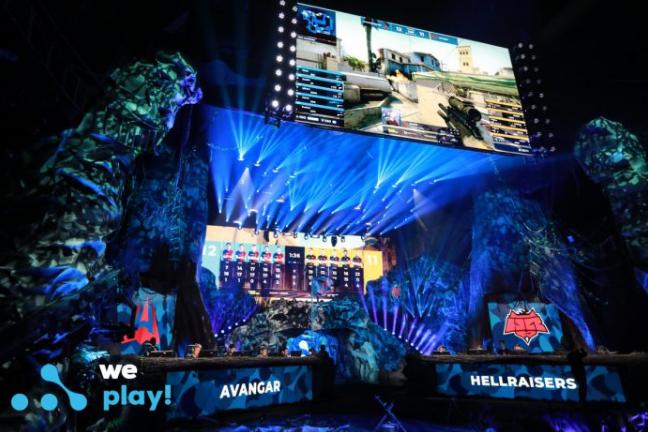 WePlay tournament