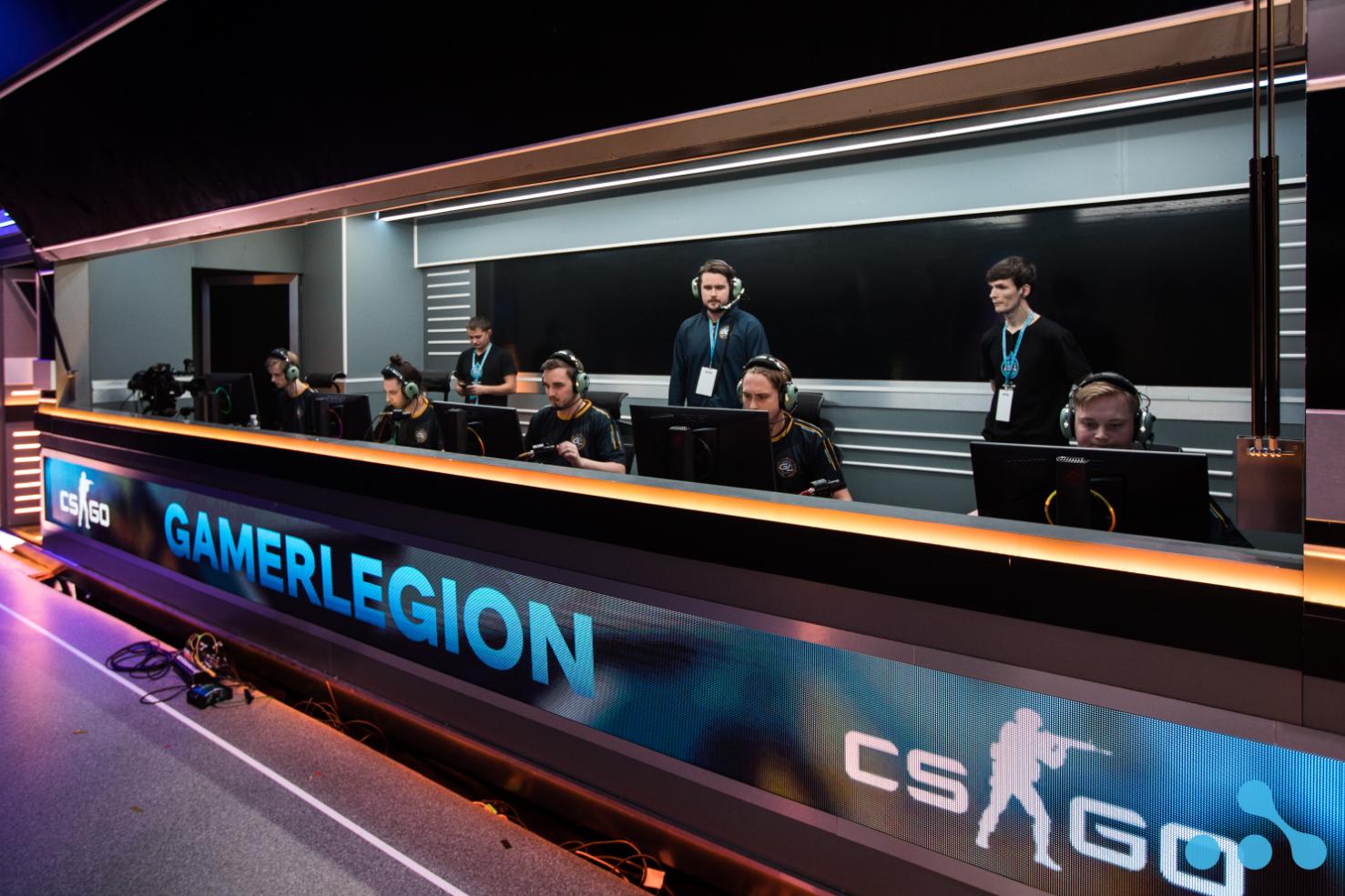 CS:GO Gamerlegion