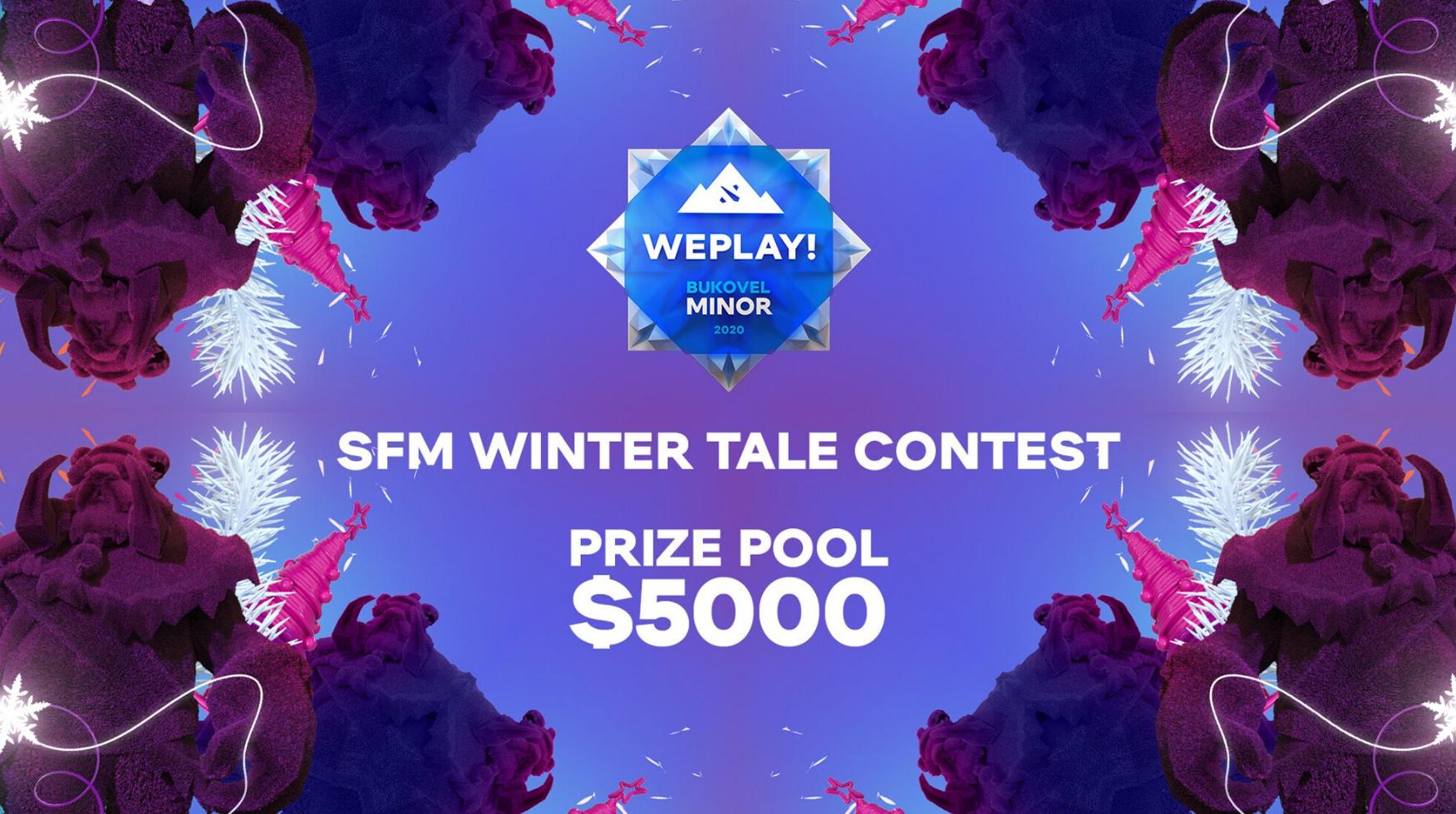 SFM Winter Tale Contest