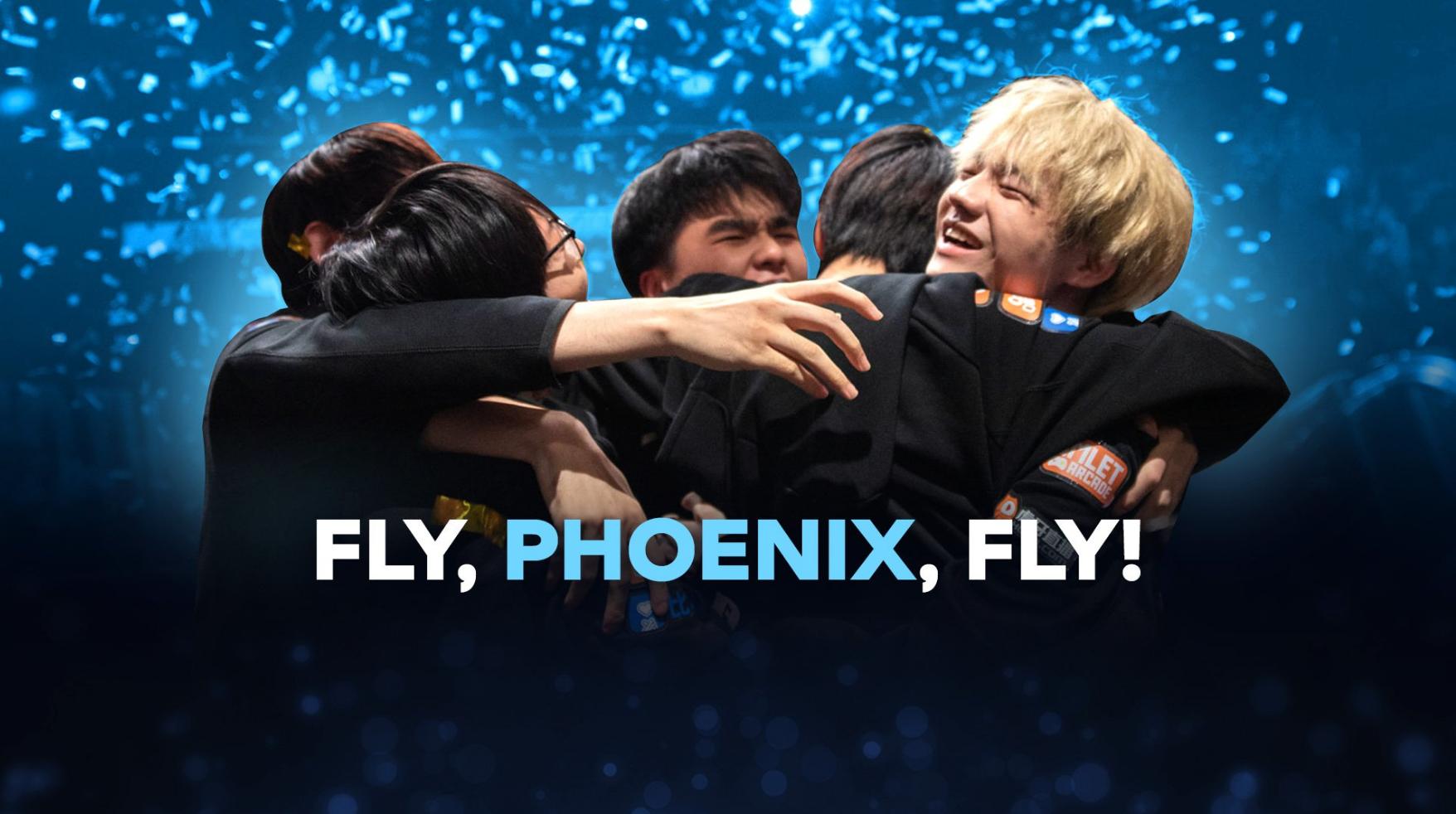 Fly, Phoenix, fly
