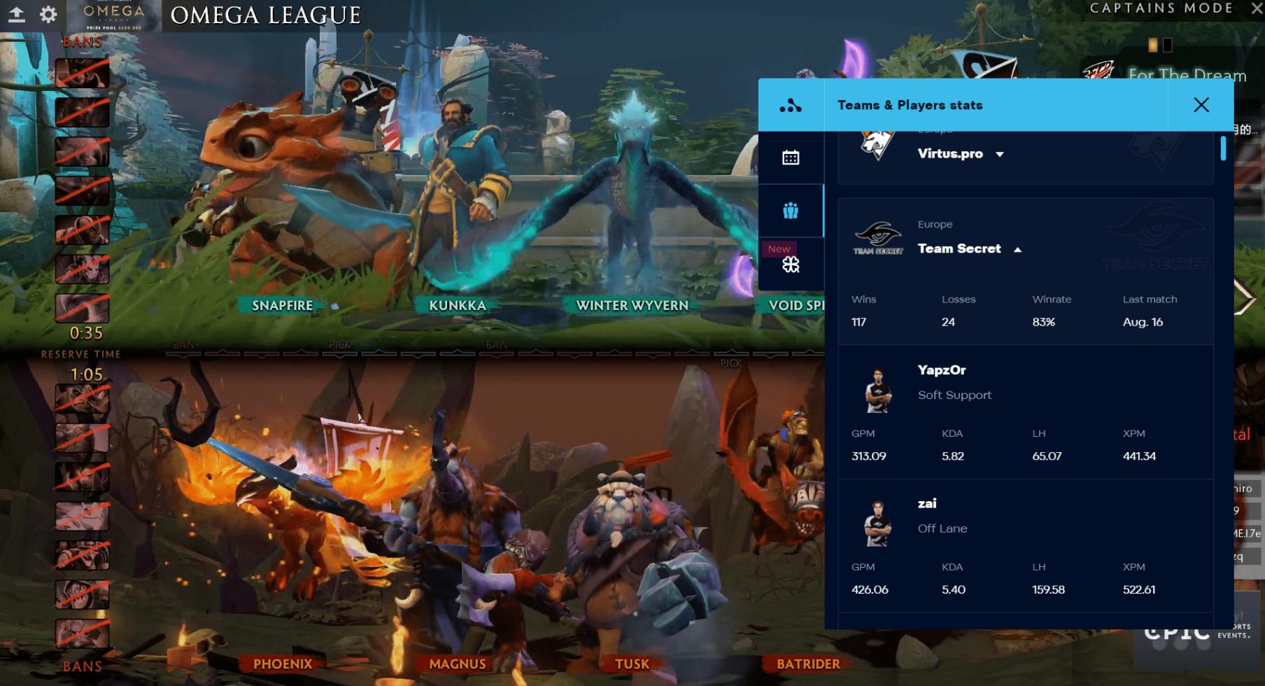 WePlay! Esports OMEGA League