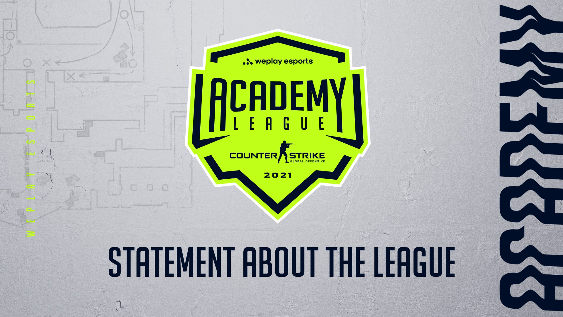 Statement about the League. Image: WePlay Holding