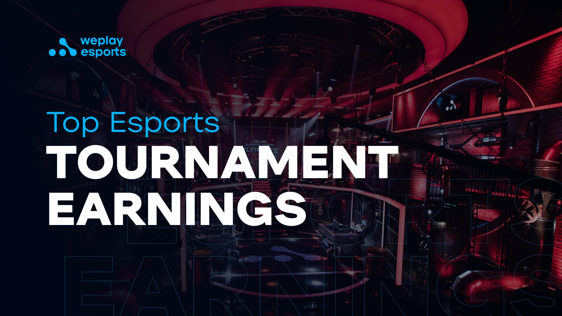 Top Esports Tournament Earnings
