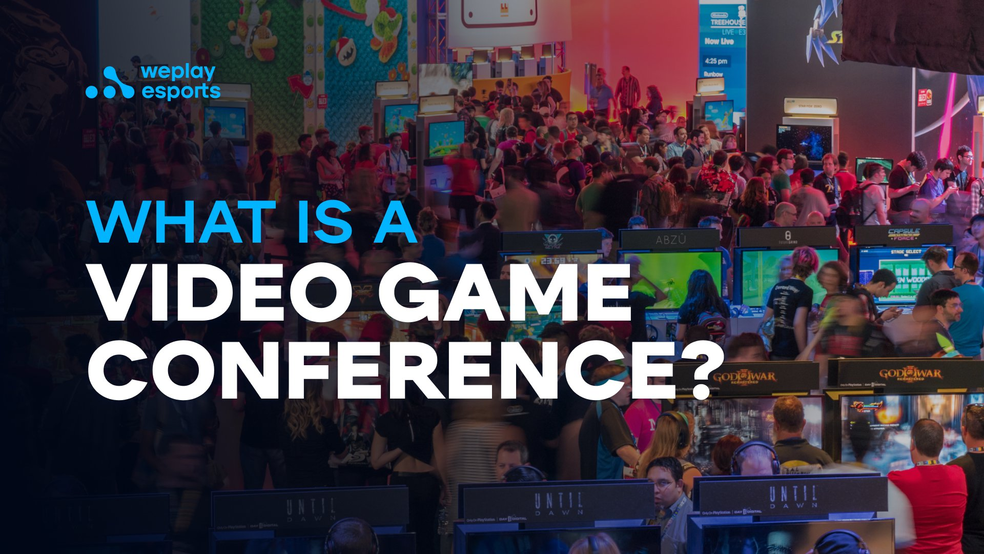 What is a Video Game Conference?