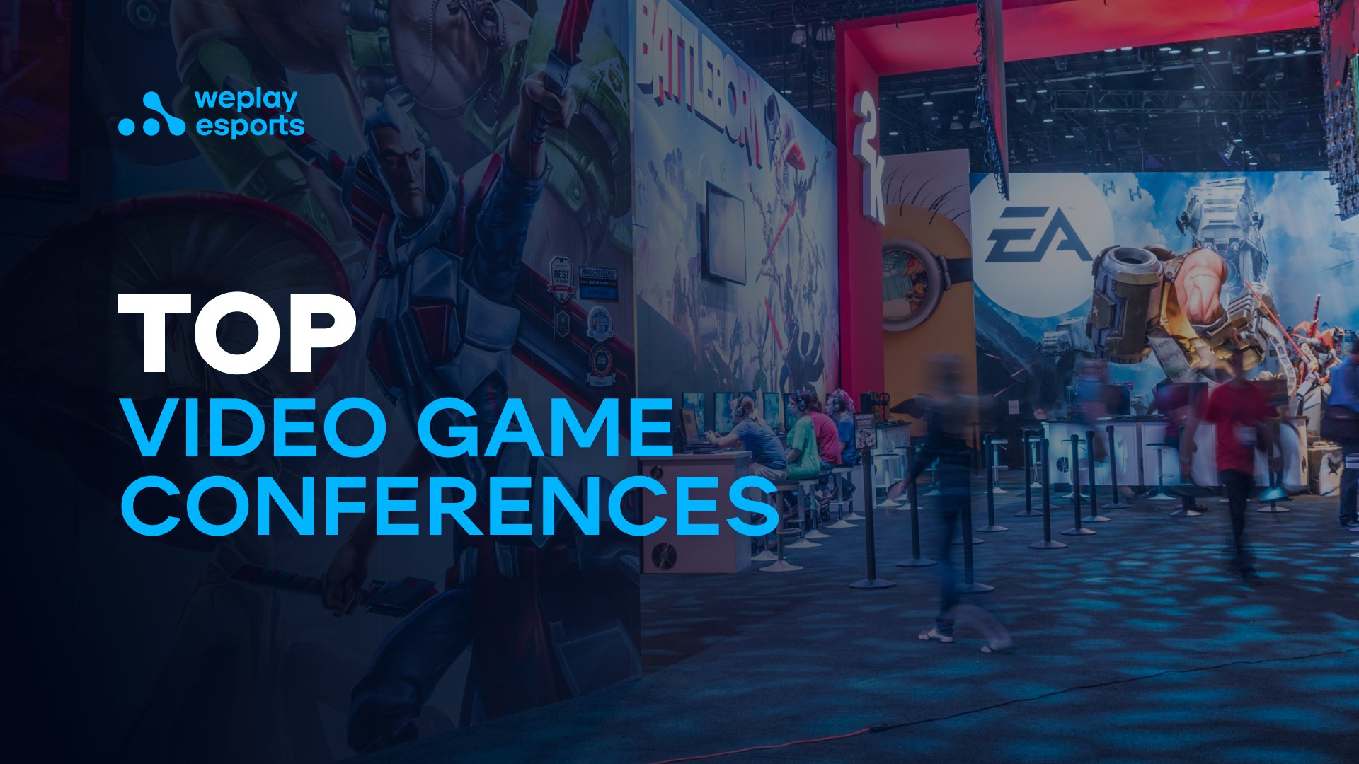 Top Video Game Conferences