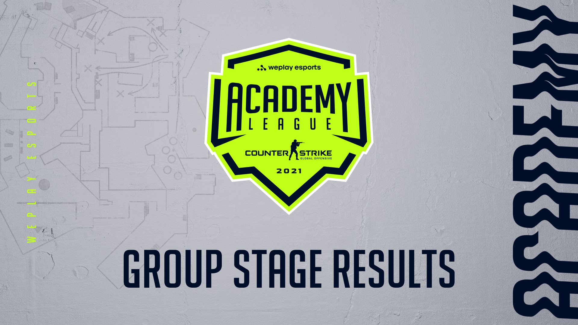 WePlay Academy League Season 2 Group Stage Results. Image: WePlay Holding