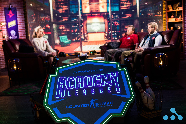 Фотоотчет с WePlay Academy League Season 1. Источник: WePlay Holding