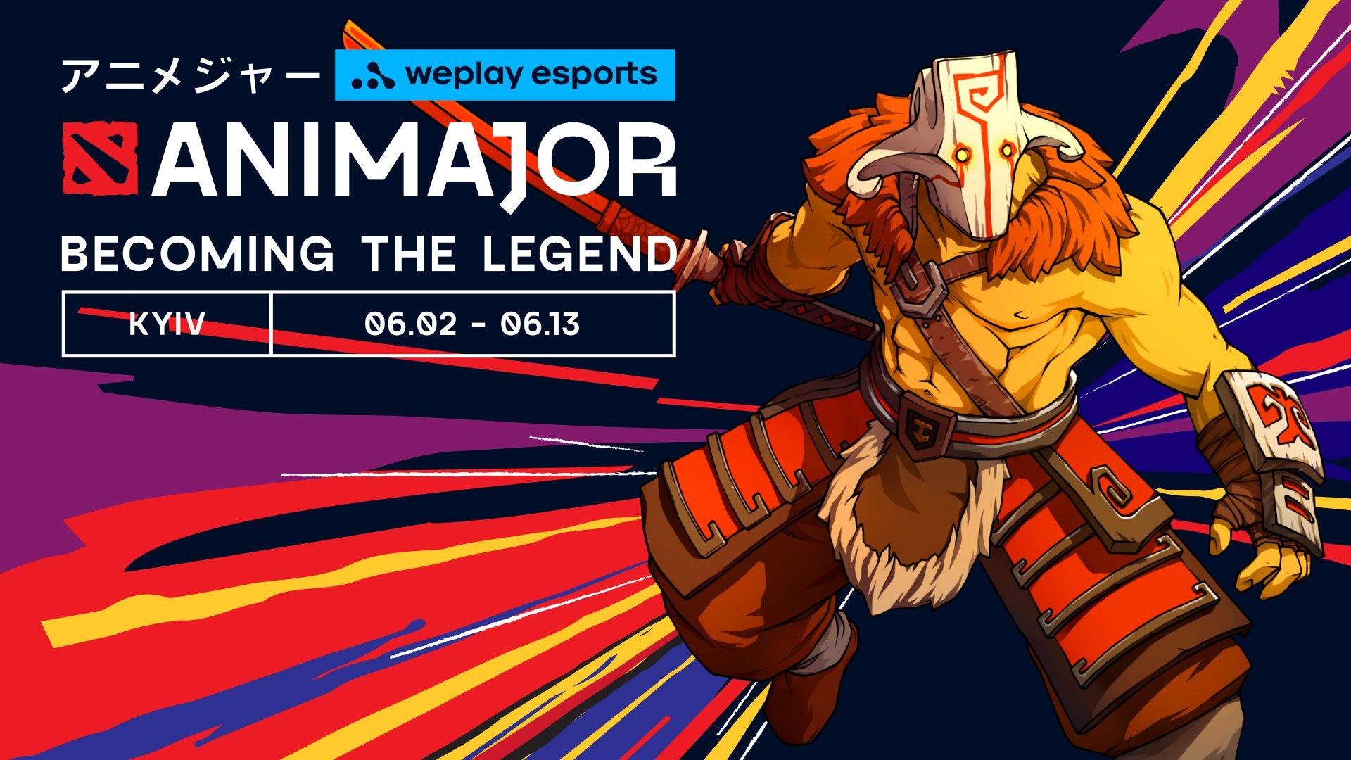 WePlay AniMajor, el próximo torneo del Dota Pro Circuit de WePlay Esports