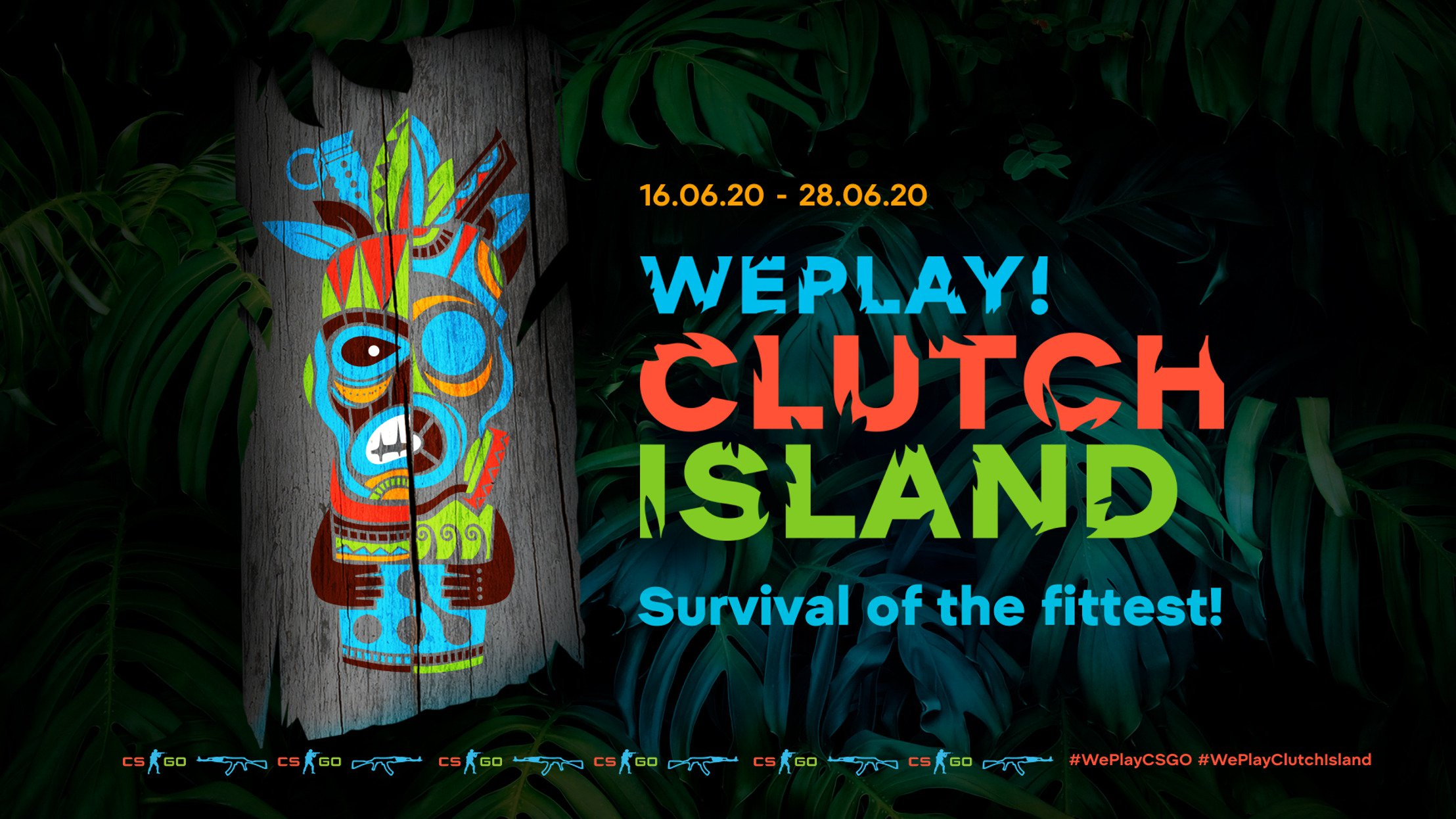 WePlay! Clutch Island – новий турнір серії Regional Major Ranking