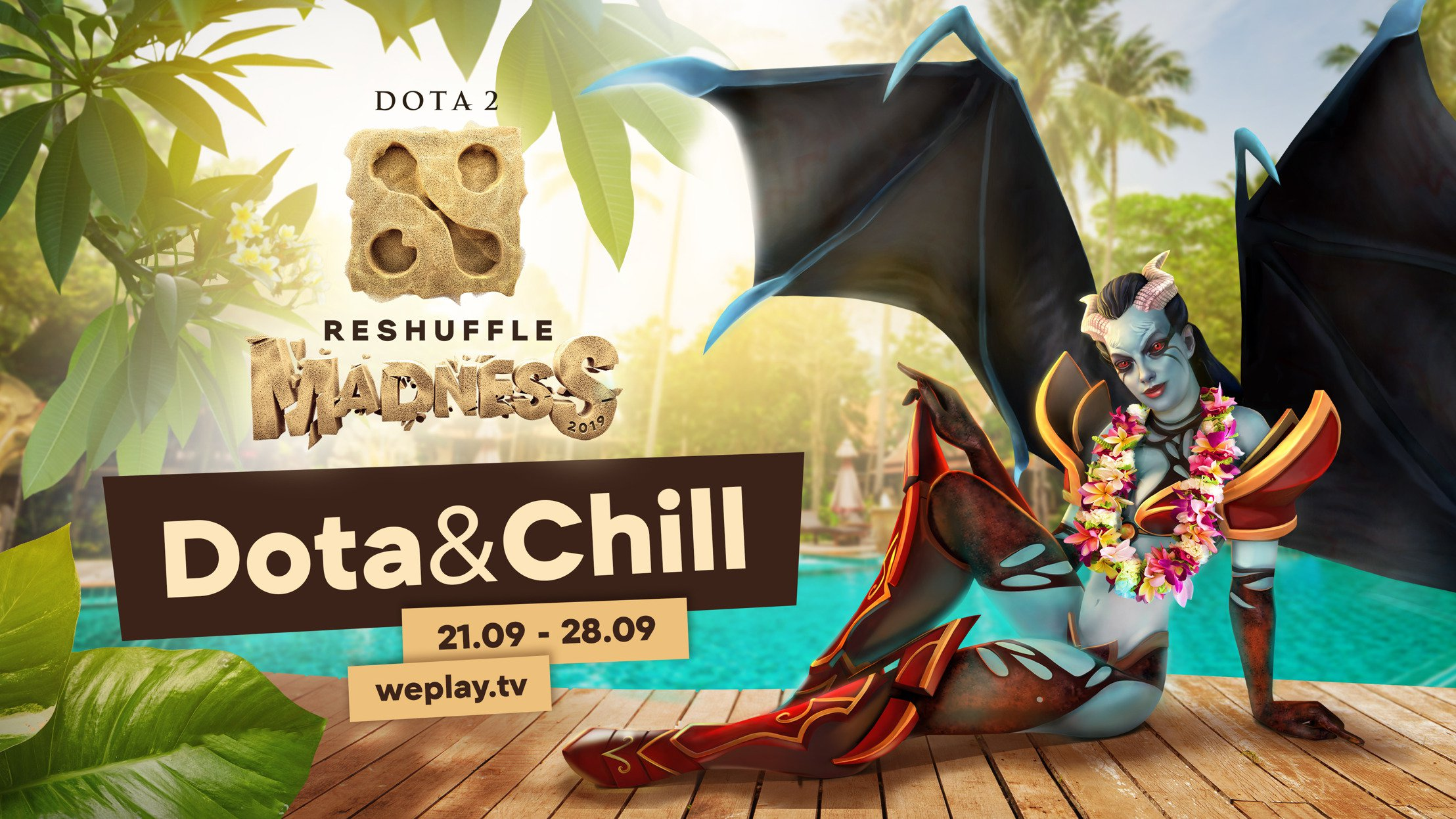 WePlay! Dota 2 Reshuffle Madness 2019: Everything You Need To Know