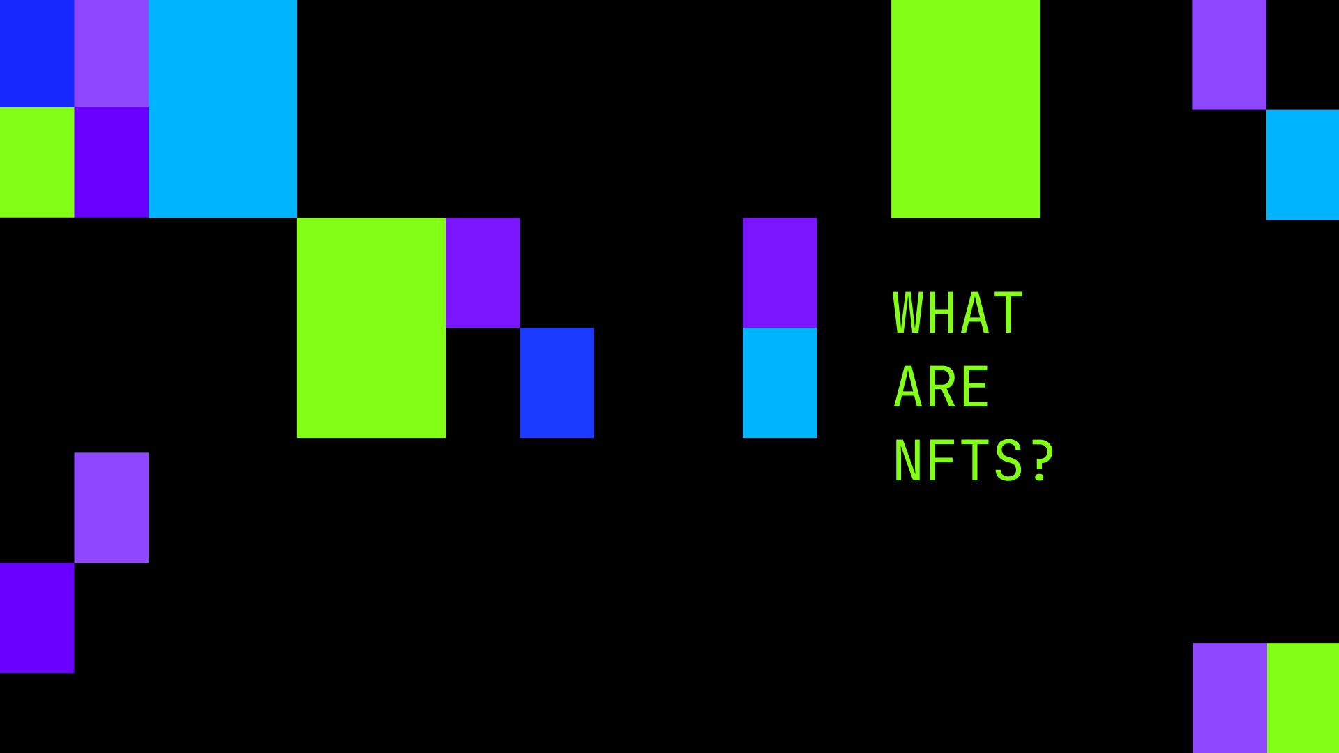 What are NFTs? Top things to know before investing in them