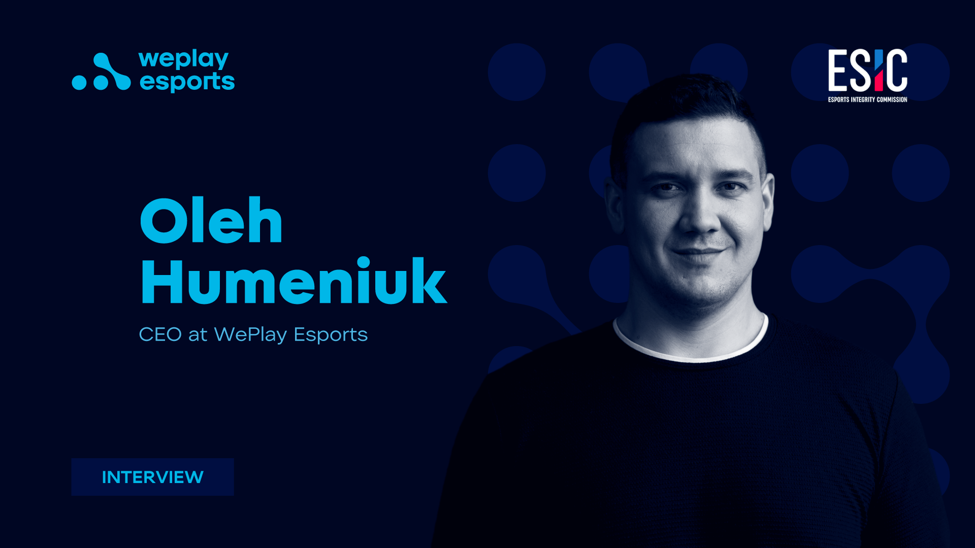 WePlay Esports Becomes a Member of the Esports Integrity Commission