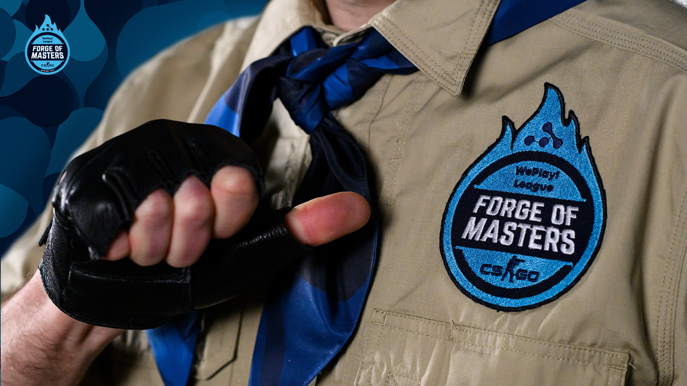 Forge of Masters. WePlay! CS:GO League - Team Spirit Interview
