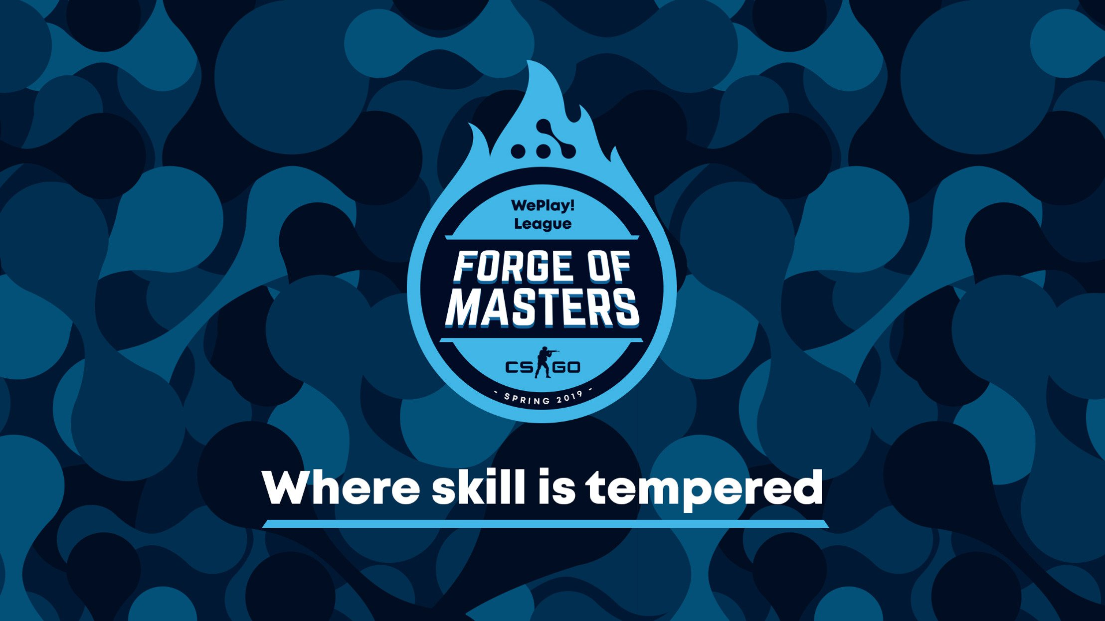 Forge of Masters. WePlay! League CS:GO announcement