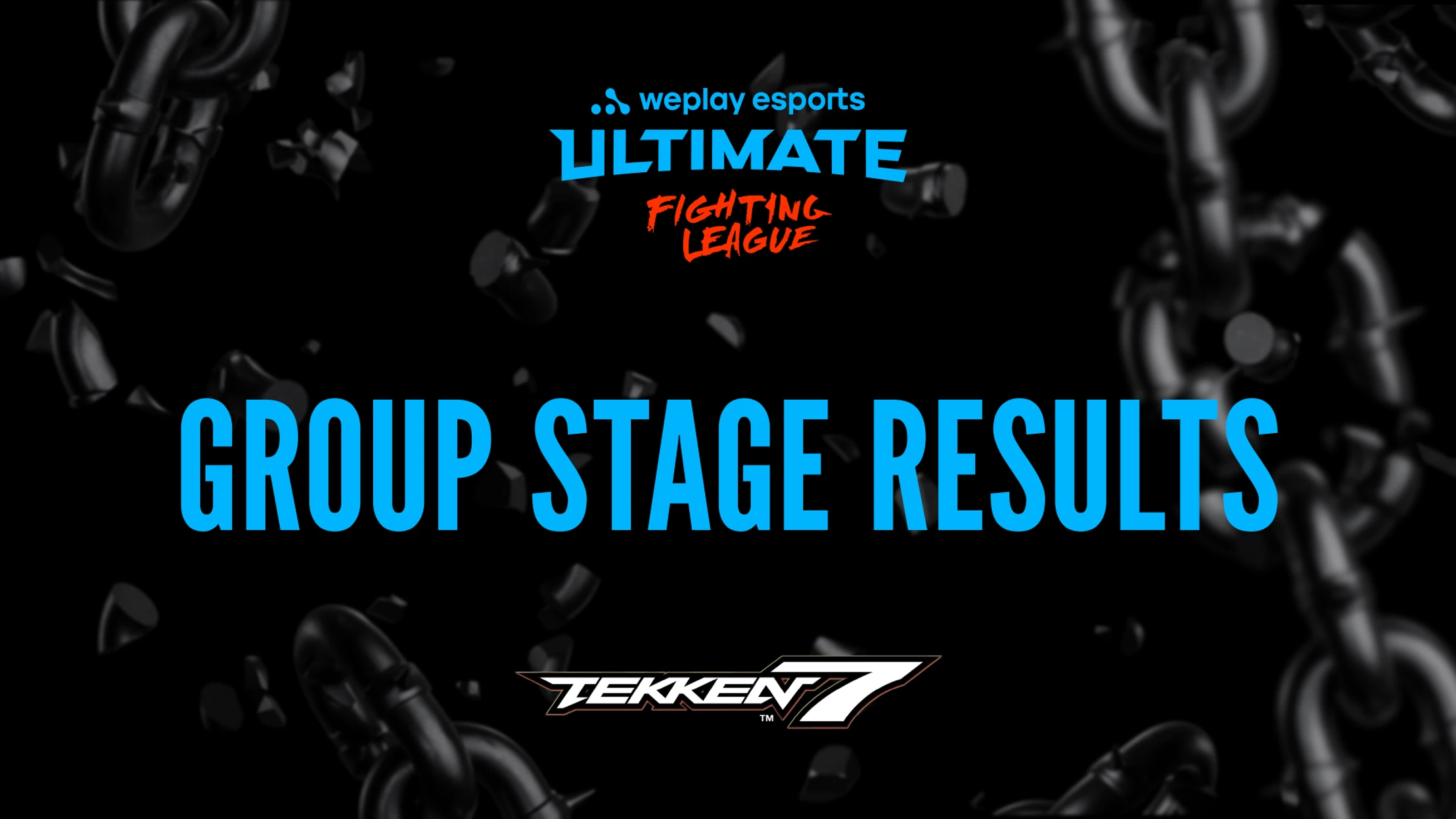 WePlay Ultimate Fighting League Tekken 7 Group Stage Results
