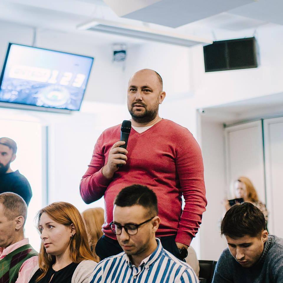 Николай Балецкий, главный редактор Football.ua. Фото: Football.ua