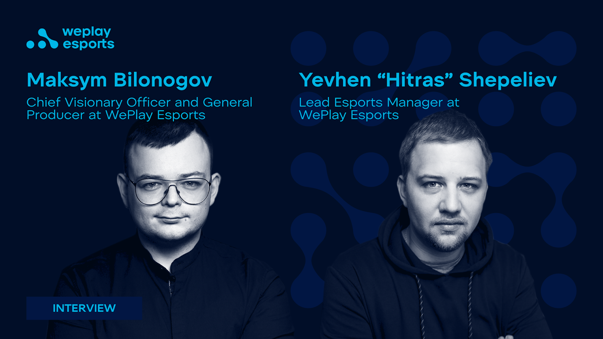 The interview with the holding specialists on hosting a premier VALORANT tournament. Image: WePlay Holding