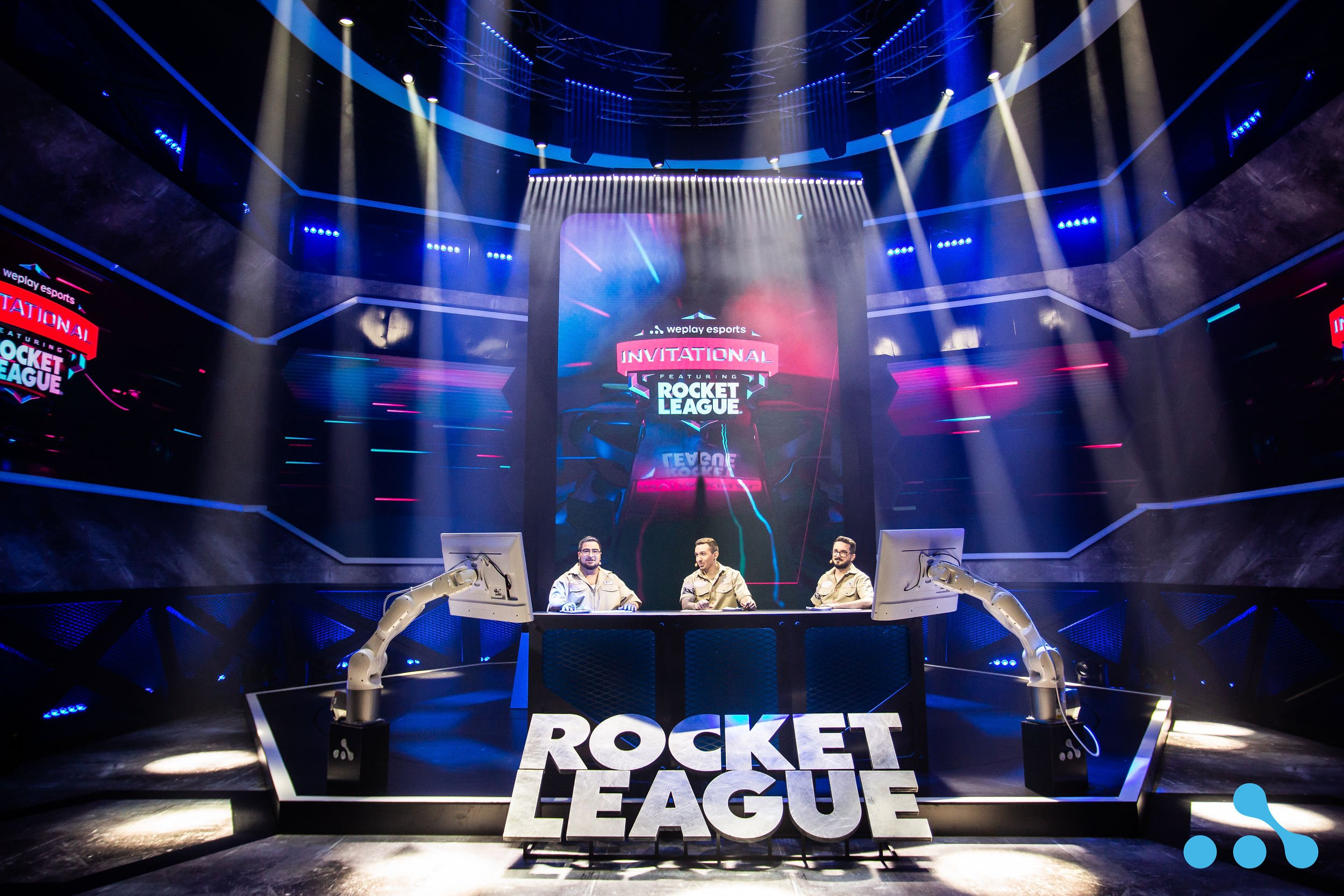 WePlay Esports Invitational featuring Rocket League. Фото: WePlay Holding