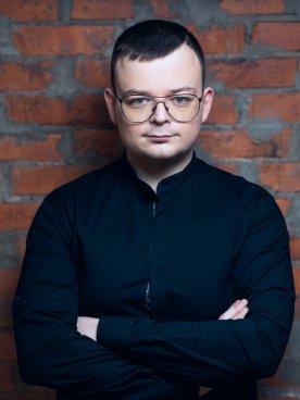 Maksym Bilonogov Chief Visionary Officer/General Producer